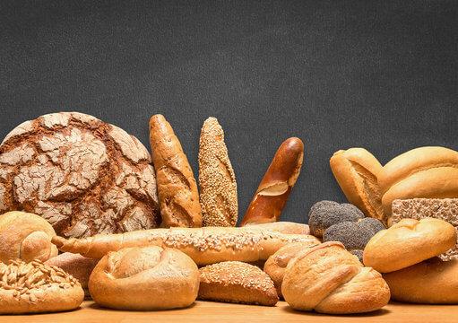 Découvrez les différents types de pains